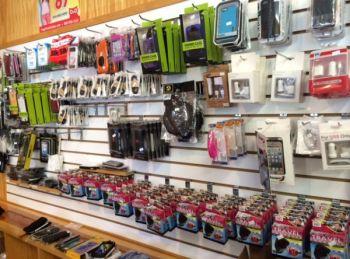 Breeze Thru Avon, Cell Phone Accessories