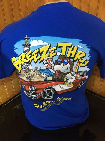 Breeze Thru Avon, Corvette Dog